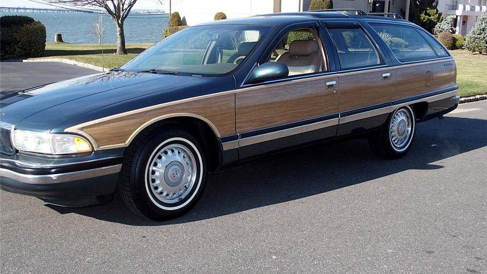 1995 buick roadmaster wagon vin 1g4br82p7sr400803 classic com 1995 buick roadmaster wagon vin
