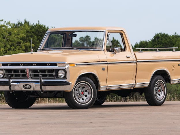 1976 Ford F100 Pickup