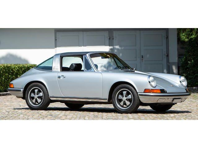 1973 Porsche 911E 2.4-Litre Targa