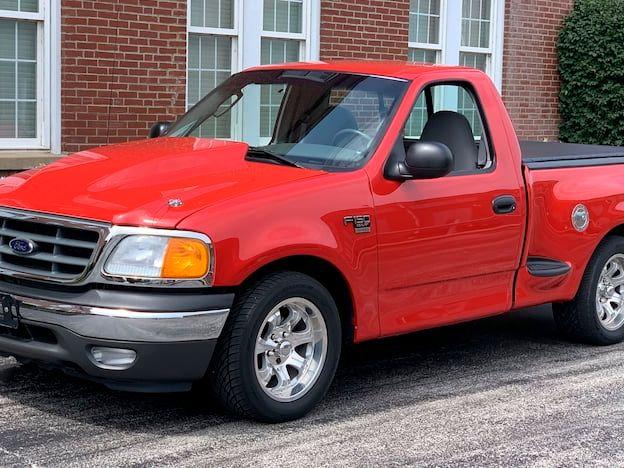 2004 Ford F150 Pickup