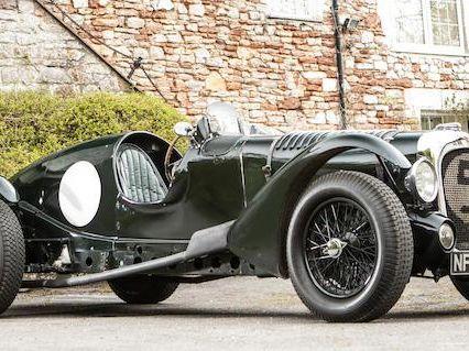 1938 Lagonda V12 'Le Mans Replica' Two-Seater