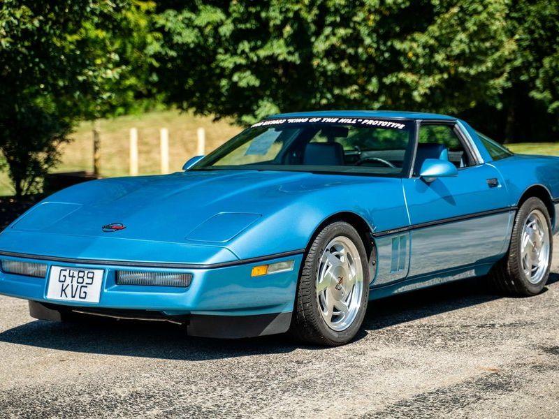 """1988 Chevrolet Corvette ZR-1 """"King of the Hill"""" Prototype"""