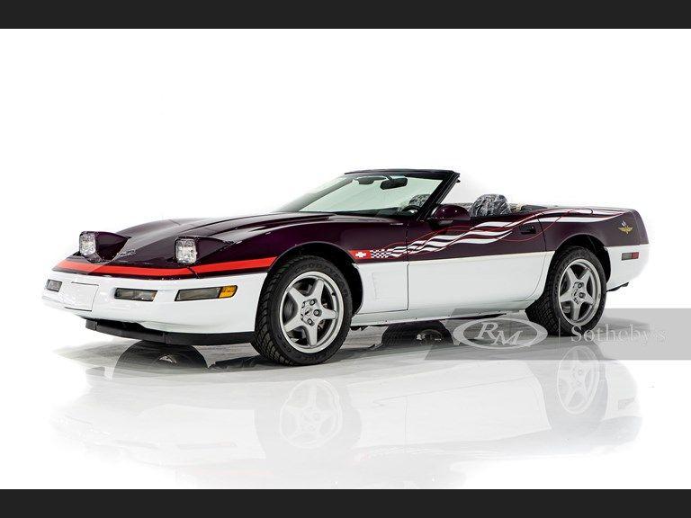 1995 Chevrolet Corvette Indianapolis 500 Pace Car Replica