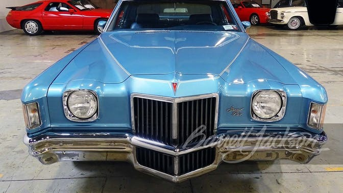 1971 Pontiac Grand Prix Sj