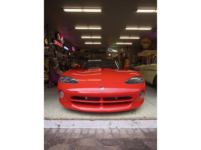1993 Dodge Viper Hennessey Venom 600