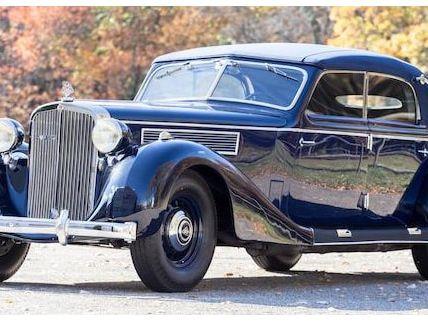 Maybach SW-38 Spezial Cabriolet 1939