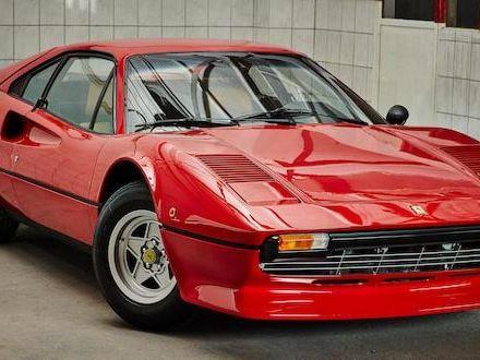 Ferrari 308 GTB Coupé 1980