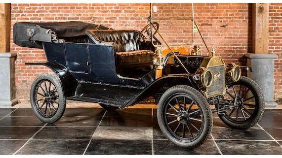Ford Model T Tourer  1912