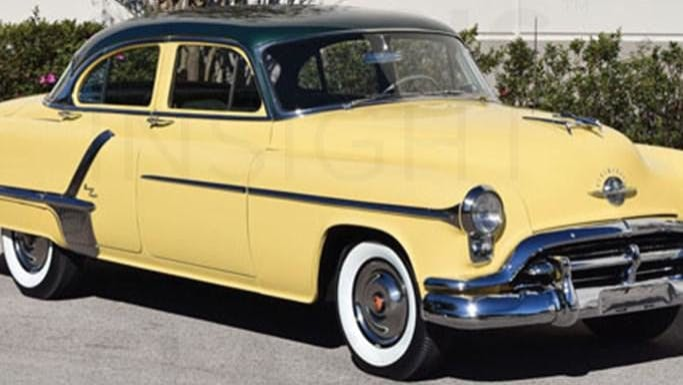 1952 Oldsmobile 98 Four-Door