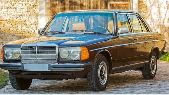 Mercedes-Benz 200 Luxe Berline 1981